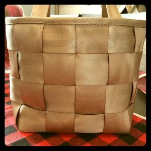 Harvey's Seatbelt Bag, Small tote, Tan